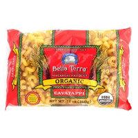 Bella Terra Whole Wheat Cavatappi Organic 12.0 OZ (Pack of 12)