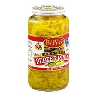 Bell-View Pepper Rings Hot & Sweet