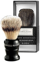 Caswell-Massey Shave Essentials Grey Badger Shave Brush