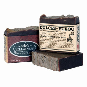 Villainess Dulces En Fuego Body Soap