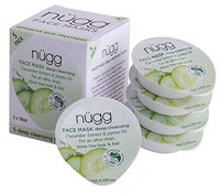 nügg Deep Cleansing Face Mask 5-Pack