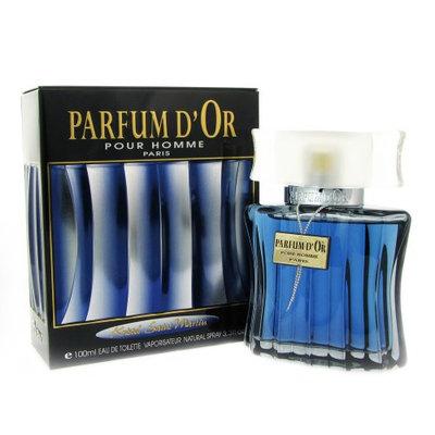 Kristel Saint Martin Parfum D'or Pour Homme Eau De toilette Spray for Men