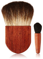 ON&OFF Wooden Flawless Finisher and Mini Definer Brush