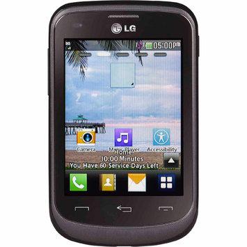 LG 306G Prepaid Cell Phone - NTLG306GP4