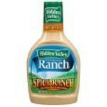 Hidden Valley Spicy Ranch Salad Dressing, 24-Ounce Plastic Bottle