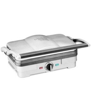 Cuisinart GR-35 Stainless Steel Griddler Compact