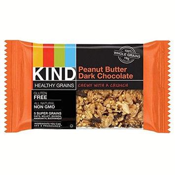 KIND Healthy Grains Peanut Butter Dark Chocolate