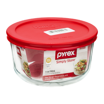 Pyrex Simply Store Glass Storage 4 Cup