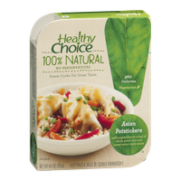 Healthy Choice Asian Potstickers