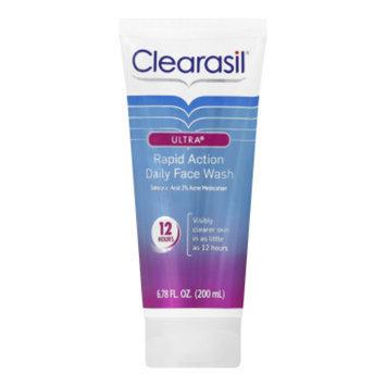 Clearasil Ultra Daily Face Wash - 6.78 fl oz
