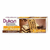 Dukan Diet Oat Bran Cookies, Chocolate Chip , 9.6 Ounce