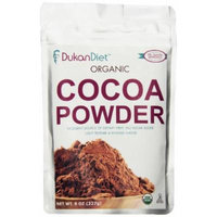 Dukan Diet Organic Cocoa Powder, 8 Ounce