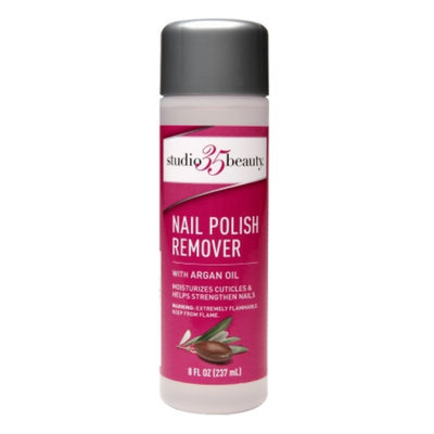 Studio 35 Beauty Argan Oil Nail Polish Remover
