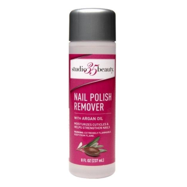 Studio M Nail Polish: Photos & Videos For Studio 35 Beauty Argan Oil Nail Polish