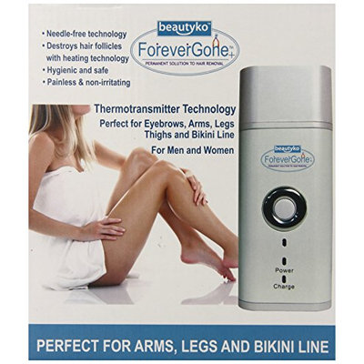 Forever Gone Sivan White Diamond Edition Hair Removal System