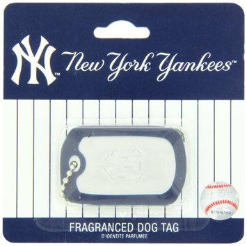 New York Yankees Men's Fragranced Dog Tag