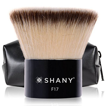 SHANY Deluxe Kabuki Blend and Contour Brush