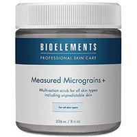 Bioelements Measured Micrograins Plus New Formula