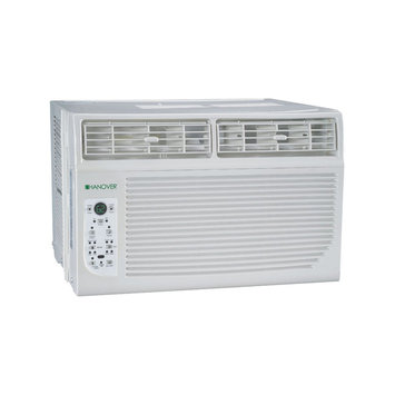 Hanover HANAW08A White 8000 BTU Window-Mounted Air Conditioner