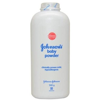 Johnson and Johnson Johnsons Baby Powder Original by Johnson & Johnson for Kids - 17.63 oz Powder