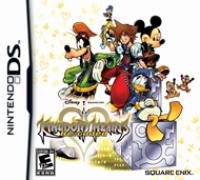 Square Enix Kingdom Hearts Re:coded (Nintendo DS)
