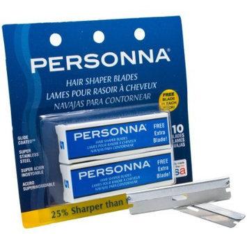 Personna PR-BP8820B Shaper Blades Twin Pack