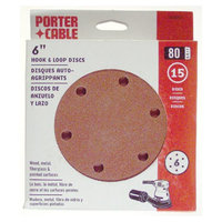 Porter Cable 15 Count 220 Grit Hook & Loop 6