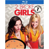 2 Broke Girls: The Complete First Season (Blu-ray) (Widescreen)