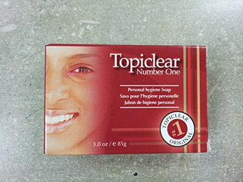 Topiclear Number One Soap 3oz