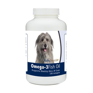 Healthy Breeds Omega-3 Fish Oil Softgels for Pyrenean Shepherd