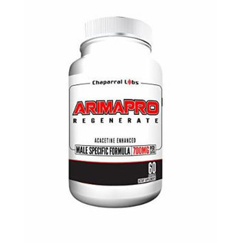 Arimapro Regenerate Testosterone Specific Alpha Male Optimizing Supplement