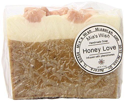 Mia's Wish Love Soap with Female Pheromones