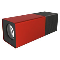 Lytro Light Field Camera with 8x Optical Zoom, 16GB Memory - Red Hot