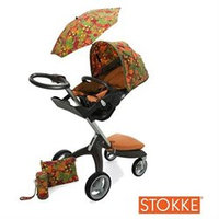 Stokke XPLORY Accessory Kit - Forest Olive