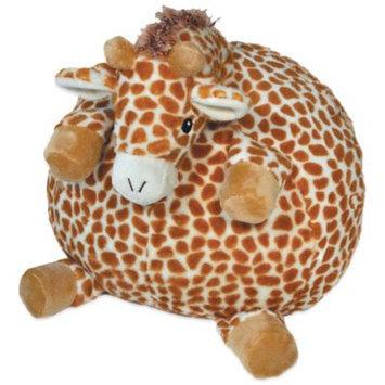 Cloud B Pouf Giraffe (Brown/Tan)