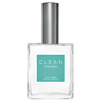 Clean Men CLEAN Men CLEAN For Men, Eau de Toilette, 3.4 oz