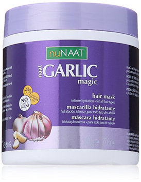Nunaat Naat Garlic Magic Hair Mask