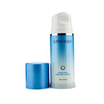Missha Super Aqua Oxygen Micro Visible Deep Cleanser 120ml/4oz