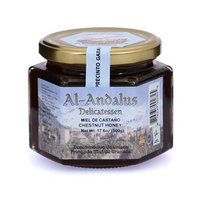 Hot Paella Certified Origin Chestnut Blossom Honey from Granada - Small