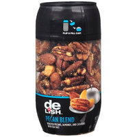 Good & Delish Pecan Blend, Roasted, 9 oz