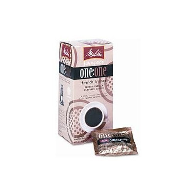 Melitta 75411 Coffee Pods, Parisian Vanilla, 18 Pods/Box