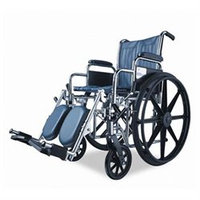 Medline Excel K1 Basic Wheelchair, 18