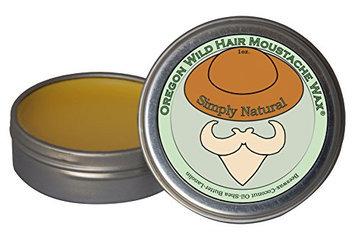 Oregon Wild Hair Moustache Wax Simply Natural Formula