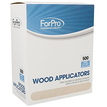 For Pro Wood Applicator Wax Spatulas