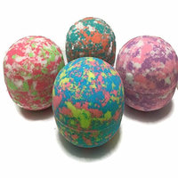 Splatter Paint Bath Bomb Gift Set