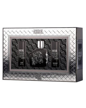 Diesel Only The Brave Tattoo 4 Piece Gift Set