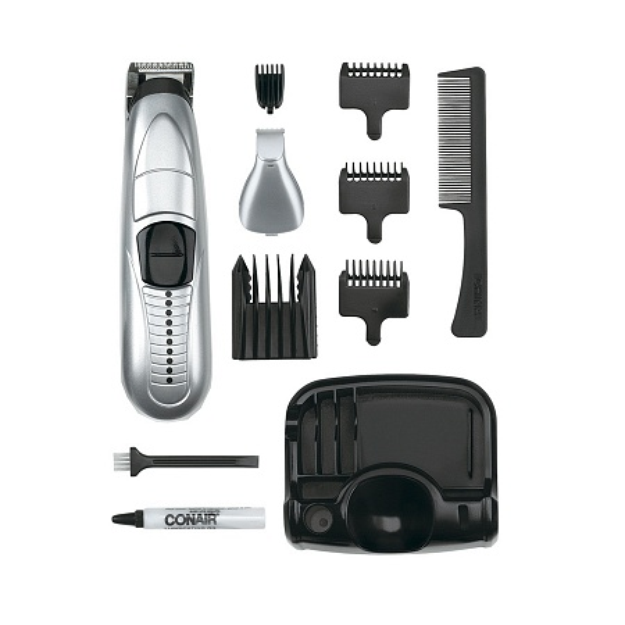 Conair All-in-One Battery Operated Beard & Mustache Trimmer