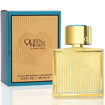 Queen Of Hearts By Queen Latifah Ml Edp Spray