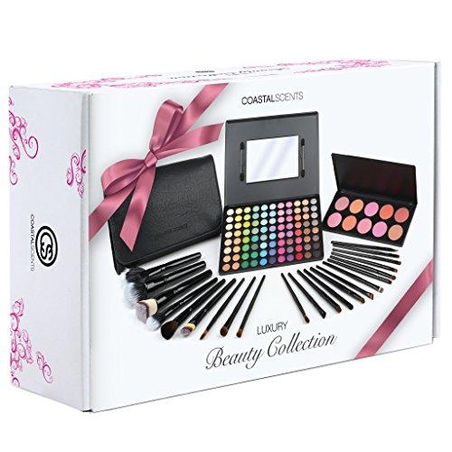 Coastal Scents Beauty Collection Makeup Set