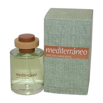 Antonio Banderas Mediteraneo By Antonio Banderas For Men. Eau De Toilette Spray 3.4-Ounces